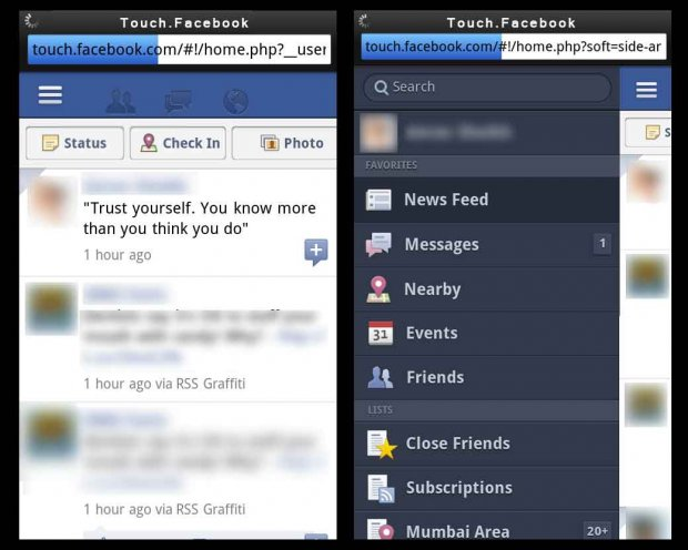 ANNOUNCE]FACEBOOK (for mobile), OPERA & FIREFOX MOBILE on PC - maemo